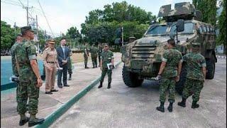 โครตเจ๋ง รถหุ้มเกราะฝีมือคนไทย ทำเองใช้เอง ส่งขายทั่วโลก Armored car of the Thai people own producti