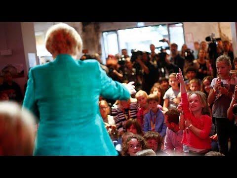 Merkel rejeita coligação com o partido xenófobo AFD