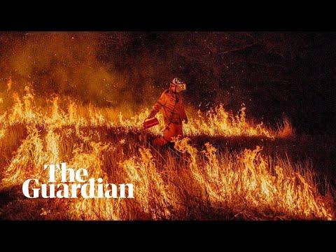 Queensland suffers worst start to bushfire season on record