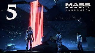 Mass Effect Andromeda Прохождение - Навстречу Неизведанному #5