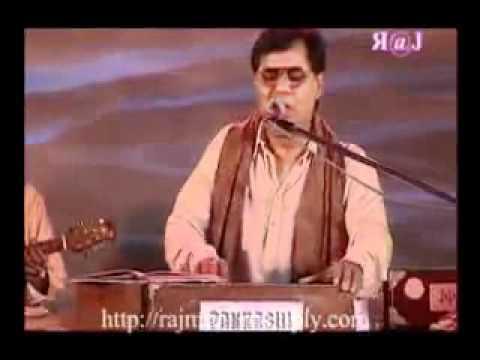 Tum Itna Jo - Jagjit Singh (Live)   - YouTube.flv