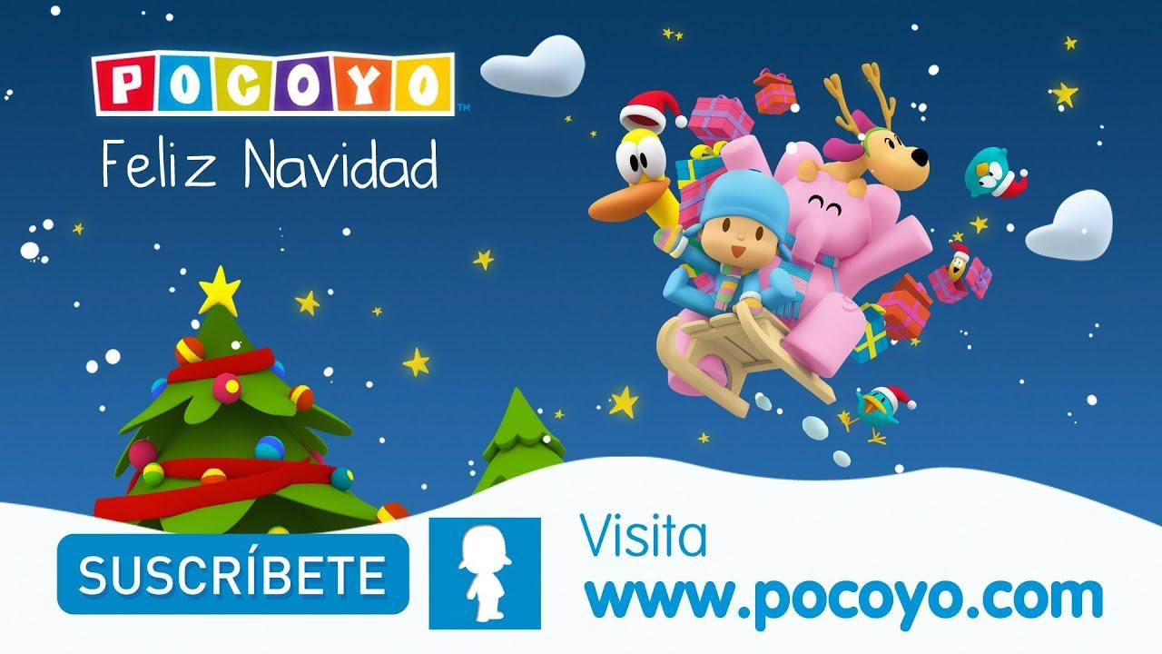 U00a1feliz Navidad Con Pocoy U00f3 Y Sus Amigos