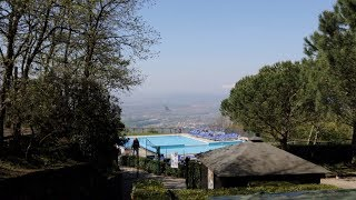 Camping Barco Reale, Toscana, Italien