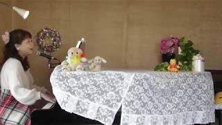 (^_-)-☆「wish〜キボウ〜」〜藤田麻衣子〜新曲★みんなのうた 2019・2月&3月放送分〜Piano&Vocal★