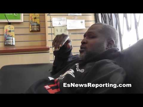 James Toney - Randy Couture Was Scared Shitless