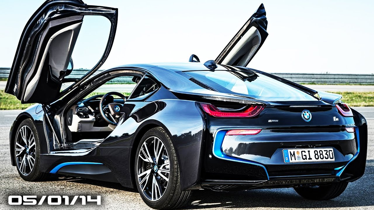 Bmw I8 Performance Figures Will Shock You Fast Lane Daily Youtube