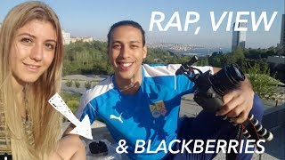 RAPPING, VIEW & BLACK BERRIES | SAIF