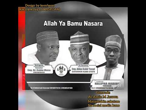 Download Wakar comrade Aminu