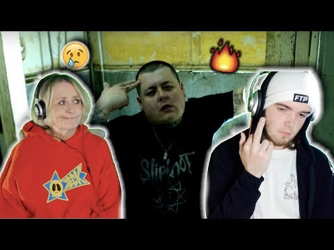 Grandma REACTS to Merkules - Gon Die Ft. Stevie Ross (SAD!)
