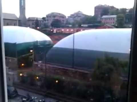 Inquinamento acustico del Park Tennis Club Genova