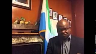Sierra Leone Embassy Pasco Temple Information Attache August 11, 2014