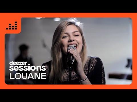 Louane - Avenir - Deezer Session