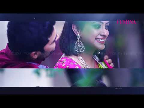 GANESH NISHA COVER SHOOT BTS  | FEMINA