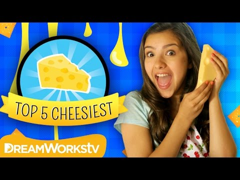 Top 5 CHEESIEST Moments on DreamworksTV | THE DREAMWORKS DOWNLOAD
