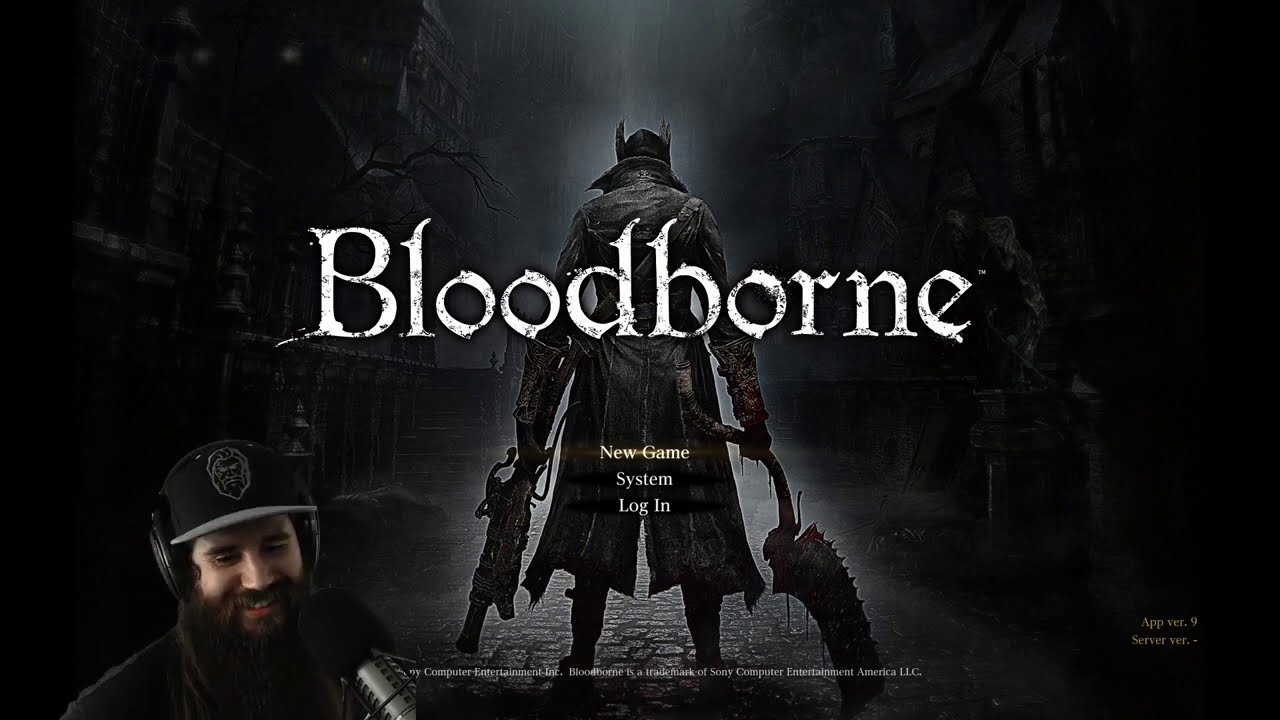 First Play of Bloodborne on PS5! All Trophies