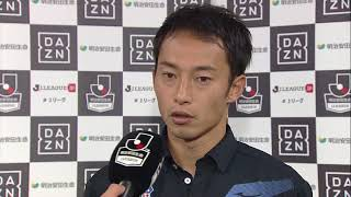 2017年8月13日(日)に行われた明治安田生命J1リーグ 第22節 札幌vs甲...