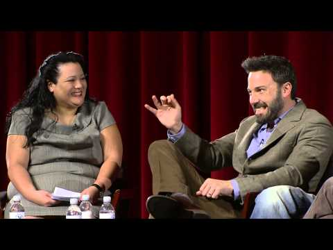 """Argo"" Cast Q&A featuring Ben Affleck and Bryan Cranston"