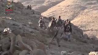 Война в Йемене. Видео с позиций сторонников президента Хади (2018)