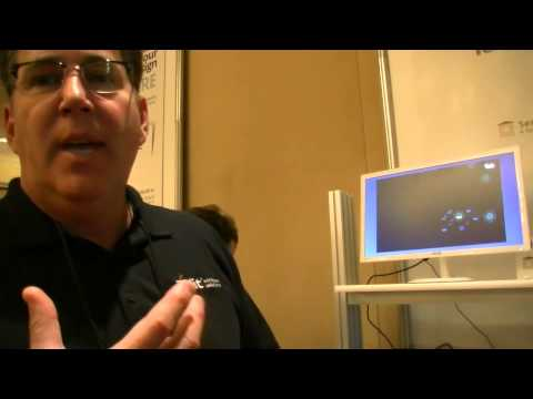 ESC SILICON VALLEY 2015 - Telit Wireless Solutions Booth Demo