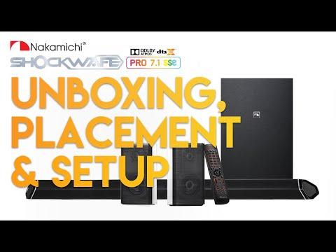 unboxing-&-setting-up-|-2019-nakamichi-shockwafe-pro-7.1-sse-soundbar-with-dolby-atmos