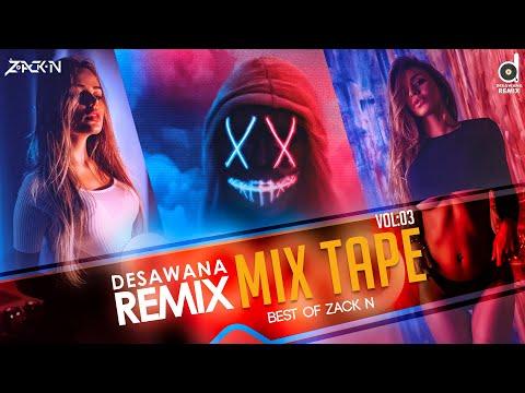 Best Of ZacK N Vol: 03 Remix (Audio Jukebox) Sinhala Remix Songs   Sinhala DJ Song   ZacK N MixTape