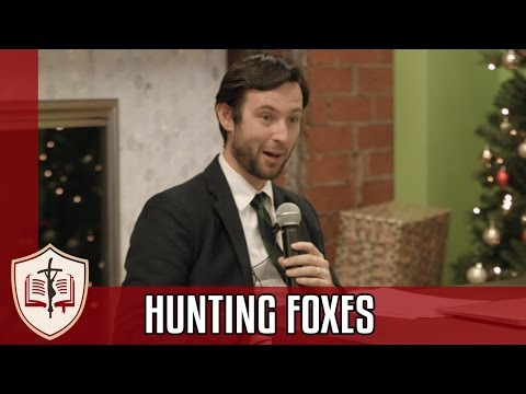 Hunting Foxes - Dr. Tom Harmon Lecture (Promo Clip)