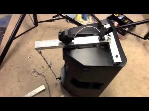Qsc K12 Custom Fly Diy Youtube