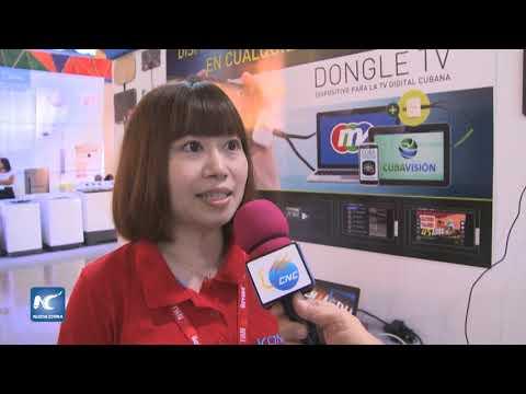 Konka, compañía china acompaña la TV digital en Cuba