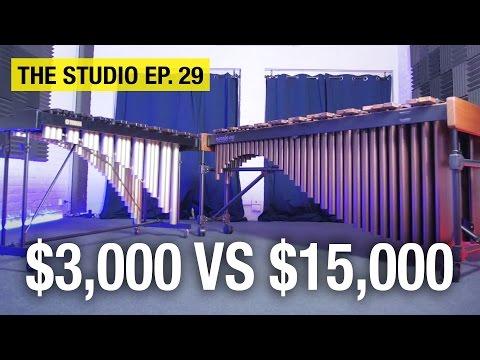 Cheap vs. Expensive MARIMBAS! (Yamaha YM-1430 vs Marimba One Izzy)