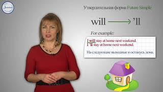 Английский язык Future Simple Будущее время