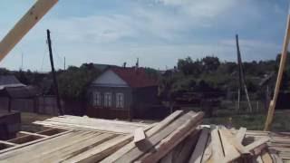 видео Угол наклона лестницы: расчет оптимального значения