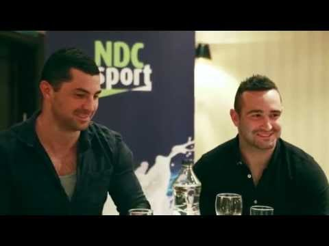 Interview with Rob and Dave Kearney