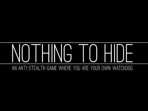 In This 'Anti-Stealth' Game, You Make Sure You're Always Watched