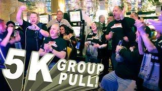 ✦ $5,000 GROUP PULL ✦ Max Bet WIN$ at The Atlantis Casino 🎰| The Big Jackpot