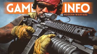 Modern Warfare Multiplayer Gameplay Details YOU NEED TO KNOW 😎 (Call of Duty)