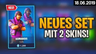 FORTNITE SHOP from 18.6 - 🏏 New Skins! 🛒 Fortnite Daily Item Shop of today (18 June 2019) | Detu