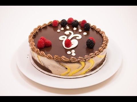 Making Specialty Cakes in Ring Molds
