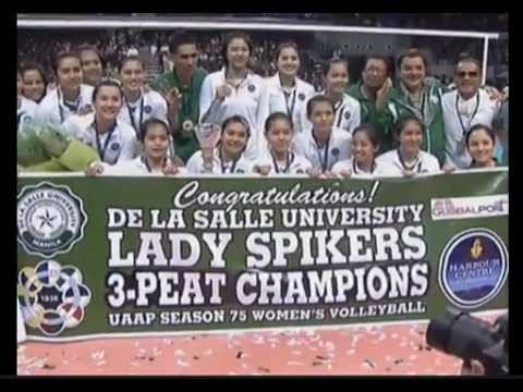 UAAPS75 Womens Vball Awarding Ceremonies