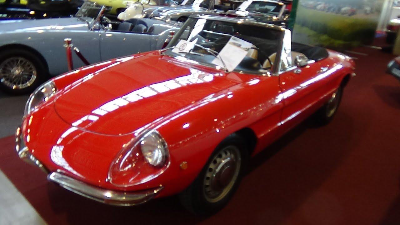 1969 - alfa romeo duetto spyder 1750 - exterior and interior