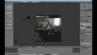 Уроки по Blender. Урок 2-1. Интерфейс и настройки. Tutorial 2-1.