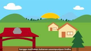 Keluarga SI TATANG - Gempa Bumi (Bahasa Jawa)