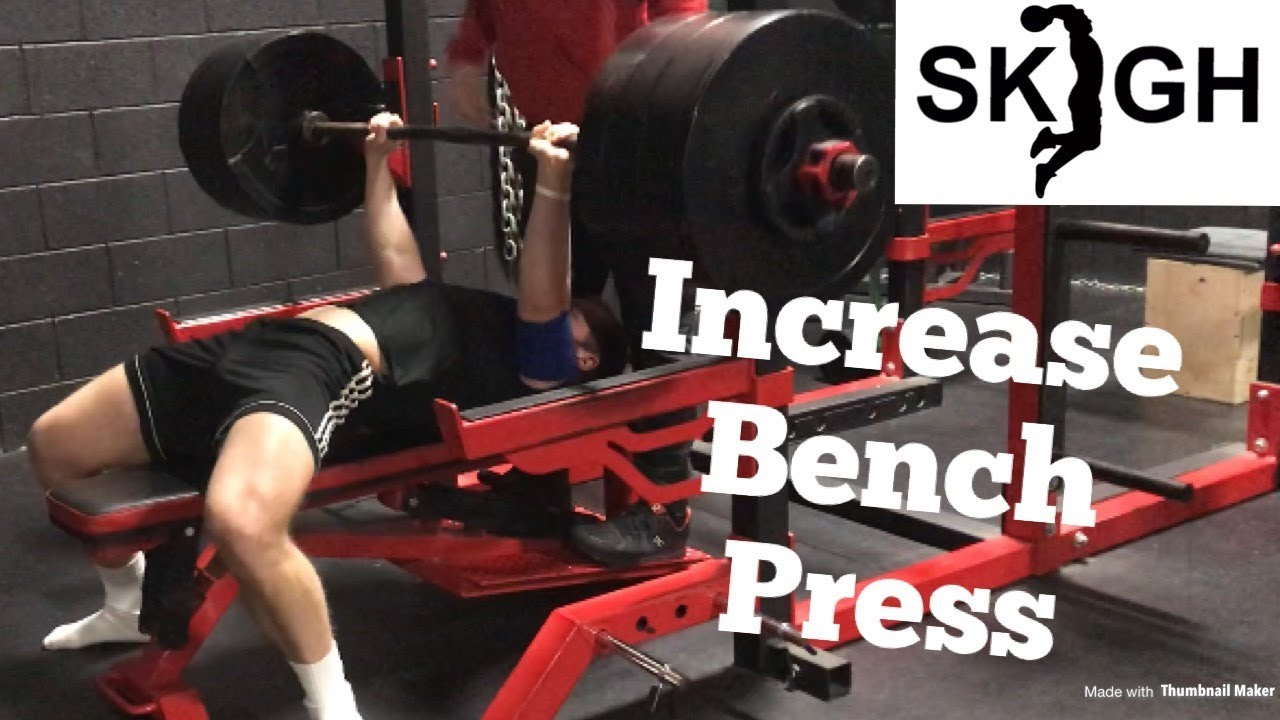 2 Exercises To Increase Bench Press