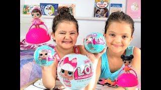 LOL Bebek Sürpriz Yumurta Açıyoruz !! Ağlayan İşeyen Renk Değiştiren Bebek / L.O.L. Sürprise Dollss