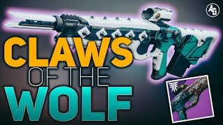 Claws of the Wolf Pulse Rifle (Iron Banner Weapons) | Destiny 2 Forsaken
