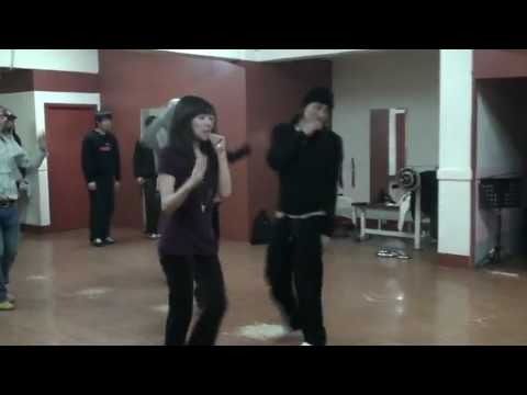 [Practice] Nassun - Come To Play ft. Tiffany (SNSD) Mar13.2009 1/6 GIRLS' GENERATION