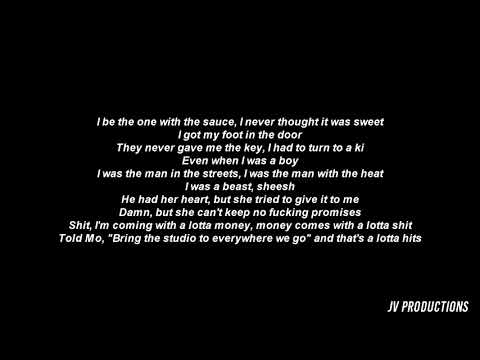A Boogie Wit Da Hoodie  No Promises Lyrics
