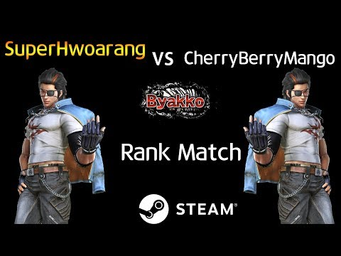 -Byakko Match- SuperHwoarang (Hwoarang) vs...