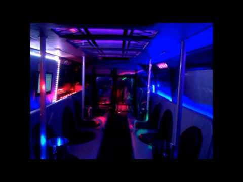 Bliss Party Bus Hire Middlesbrough, karaoke bus
