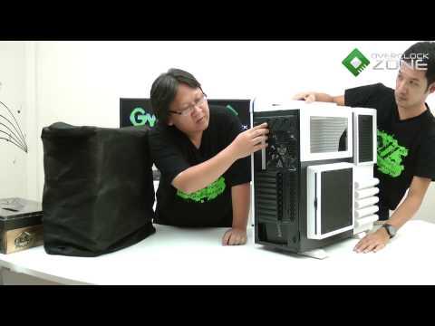 OverclockZone TV EP.64 Thermaltake Level 10 GT Snow Edition (HD)