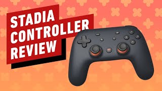 Google Stadia Controller Review (Video Game Video Review)